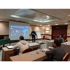 Октрон стал техническим партнером семинара по RFID-технологии