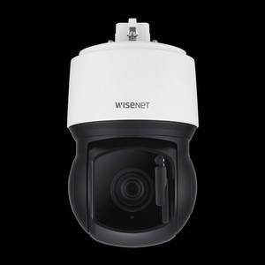Новинка Wisenet: IP-камера PTZ c 4K и ИК-подсветкой на 200 м