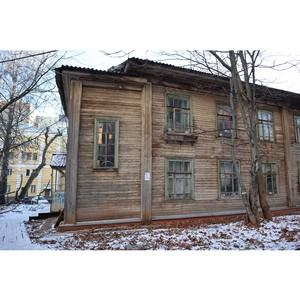 В Кирове собираются капитально ремонтировать фасад 93-летнего дома