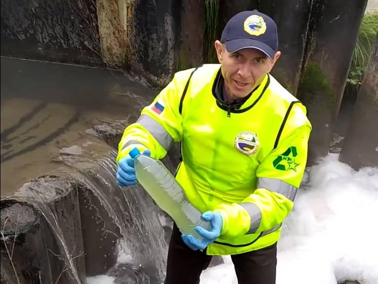 Экологи проверяют состояние водных артерий Московской области