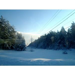 Калужские энергетики подтвердили свою готовность к зиме