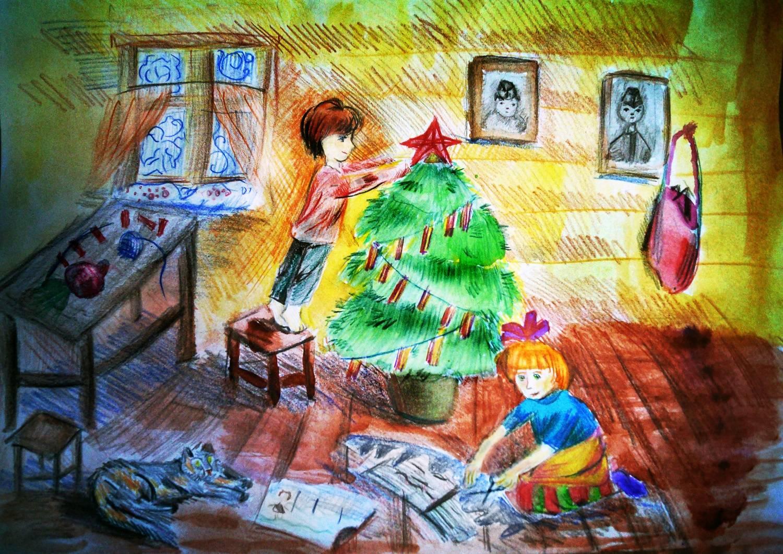 Умрихина Екатерина, 10 лет. Конкурс 2019