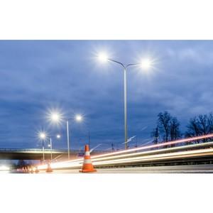 200 новых светильников осветили дороги в Поворино