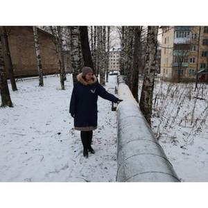 По итогам мониторинга ОНФ отремонтирована теплотрасса в Сыктывкаре