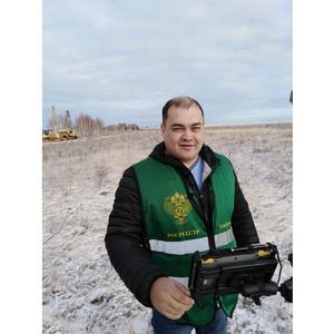 Названы лучшие госземинспекторы Южного Урала