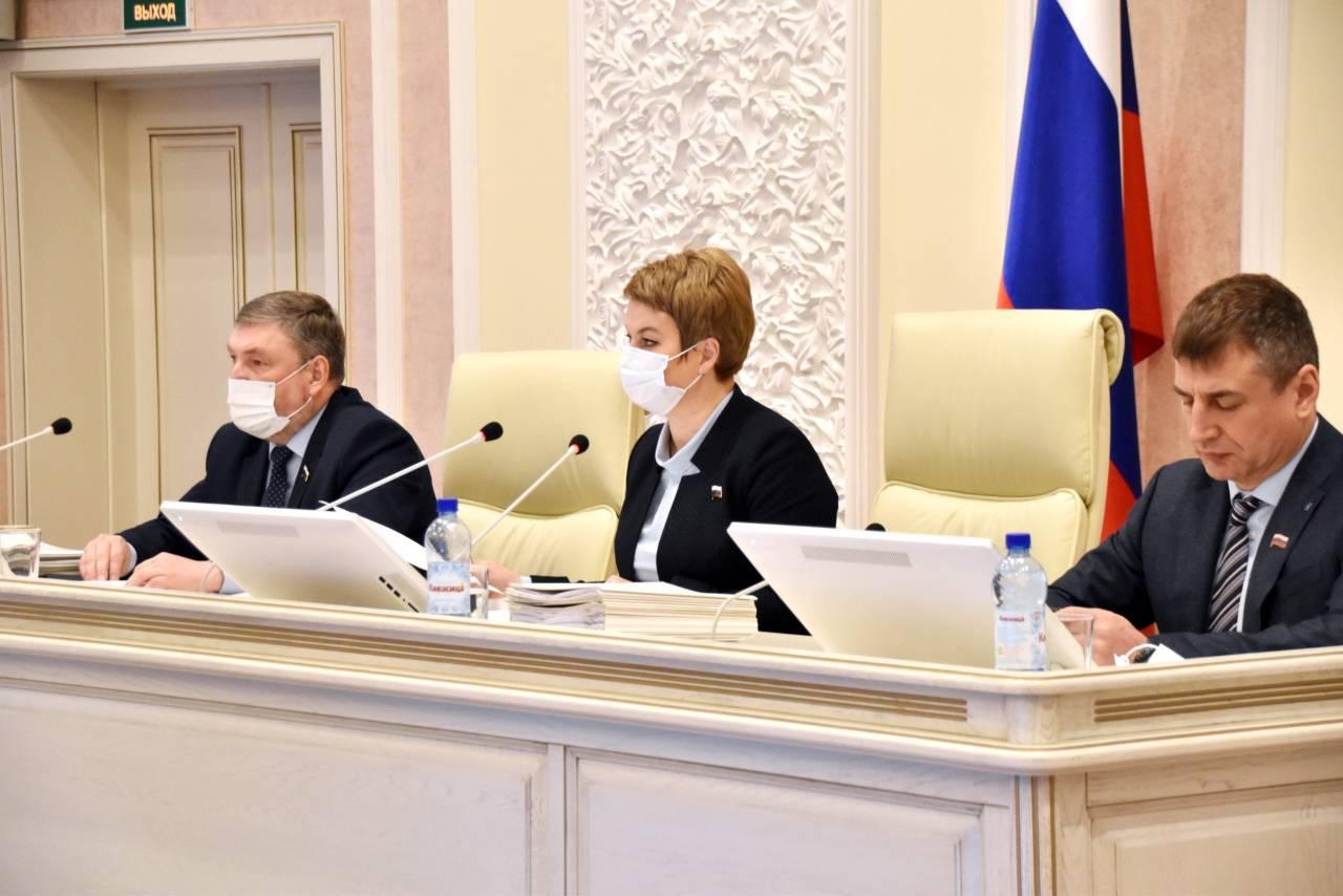 Источник: сайт Архангельского областного Собрания депутатов