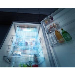 Новый холодильник LG с DoorCooling+ в цвете темный мрамор