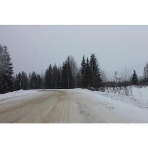 ОНФ в Коми добивается ремонта дороги в Усть-Цилемском районе