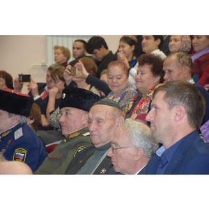 Национальные объединения Чувашии поздравили с Днём народного единства