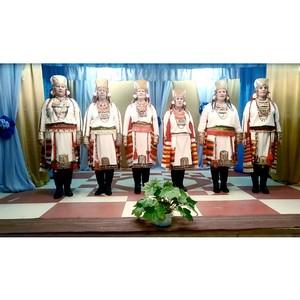 В Мордовии песню «Катюша» спели на мордовском-эрзя языке