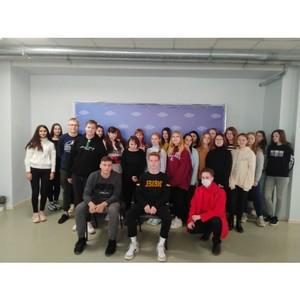 «Молодежка ОНФ» напомнила студентам о трагических страницах истории