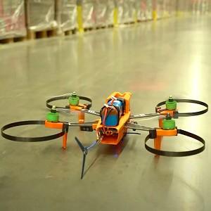 «Кимберли-Кларк» провела масштабную инвентаризацию с помощью дронов