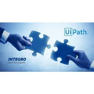Integro Technologies и UiPath заключили партнерское соглашение