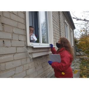 В Воронеже волонтеры возобновили доставку льготных лекарств
