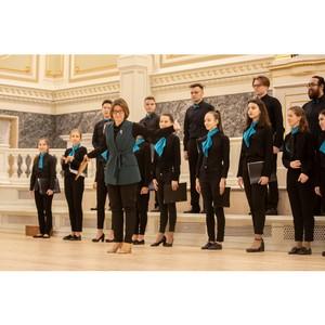 Студенты городу: в Капелле состоялся бесплатный хоровой фестиваль