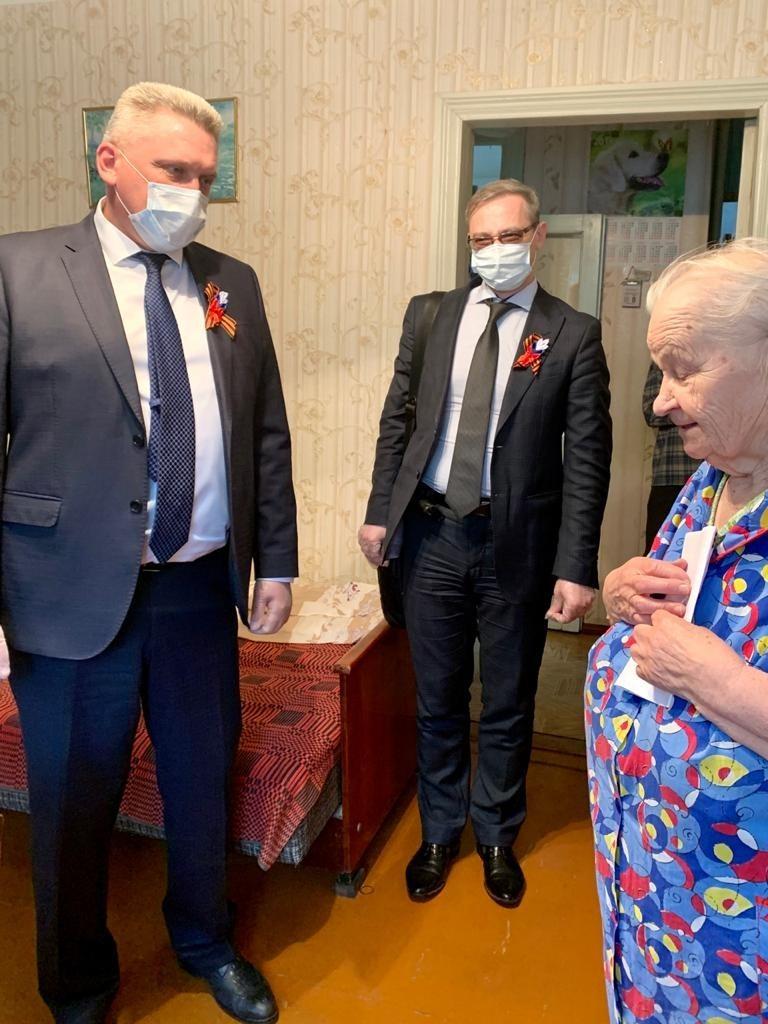 Вячеслав Антонов: Мы не оставляем бывших коллег без внимания и заботы