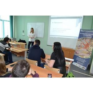 Молодежная финансовая инициатива продолжает просветительские семинары