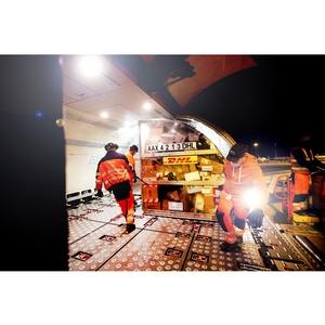 DHL Express готовится к рекордному пиковому сезону в истории
