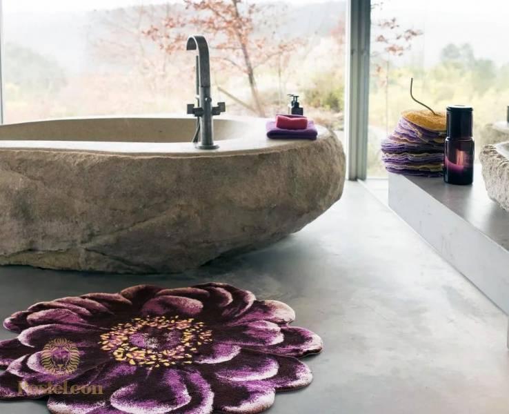 """Махровый коврик для ванной Abyss & Habidecor, дизайн """"Фиоре"""""""