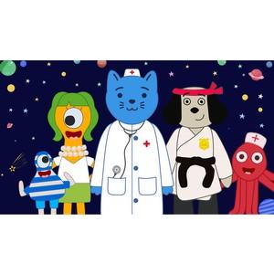 «Космический Доктор Кот» помогает детям в период пандемии