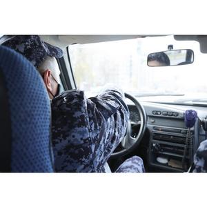 Свердловская вневедомственная охрана совершила более 100 вызовов