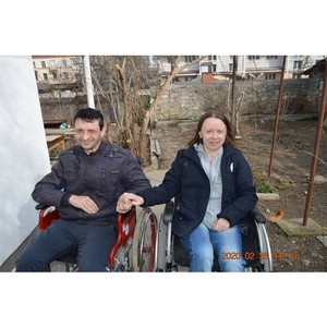 «Большие дела» в помощь инвалидам
