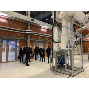 Энергетики продемонстрировали цифровые технологии коллегам из Сибура