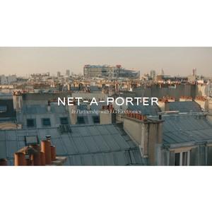 LG запускает совместную коллекцию одежды с Net-A-Portet