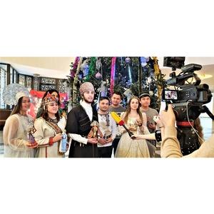 Многонациональная Чувашия дала старт акции «Ёлка. Вместе. Перле»