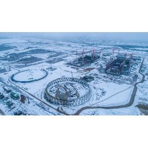 Более 25 млрд рублей вложено в сооружение Курской АЭС-2 в 2020 году