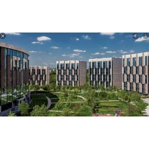 «Сколково Парк»  - победитель European Property Awards 2020