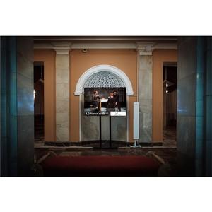 NanoCell LG в Московском драматическом театре на Малой Бронной
