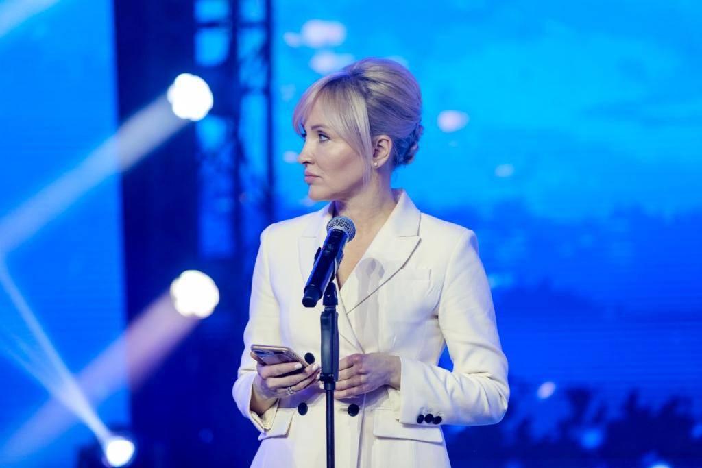 Елена Лапик, генеральный директор премии «МАРКА №1 в РОССИИ»