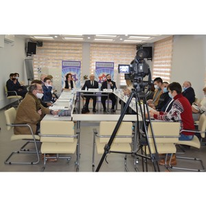 Общественники и инноваторы обсудили совместные проекты
