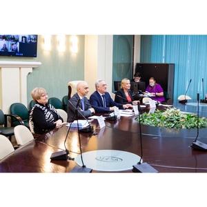 Центры территориального доступа УрГЭУ, с Новым годом!