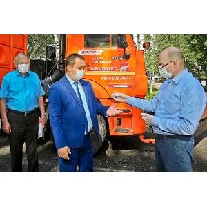 Более 166 млн рублей направлено на социальные проекты в Десногорске