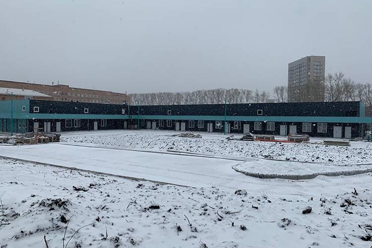 На территории России строятся четыре медицинских центра