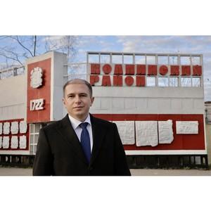 Михаил Романов поздравил петербургских энергетиков с  праздником
