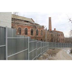 После сигнала ОНФ закрыт доступ на заброшенный завод в Рамони