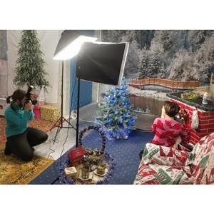 #МыВместе в Коми организовали фотоателье для семей с детьми-инвалидами