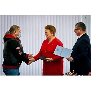 Ольга Окунева отметила вклад атомщиков в развитие Десногорска