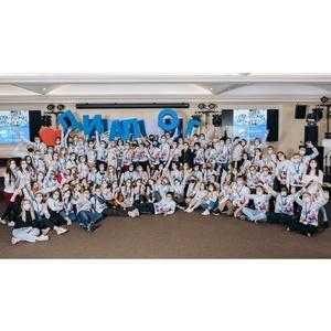 100 молодых специалистов посетили XI Международный лагерь «Диалог»