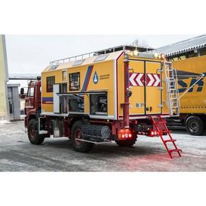 Автопарк КГУП «Камчатский водоканал» пополнился новой техникой
