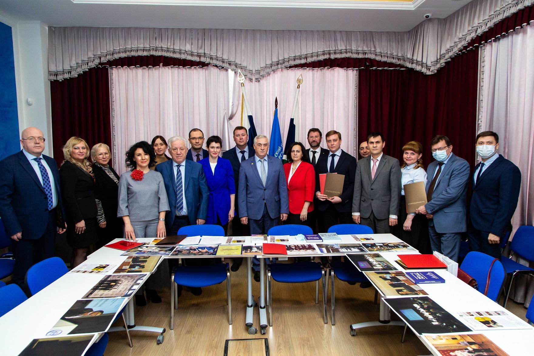 Уральское отделение ВЭО России служит во благо страны