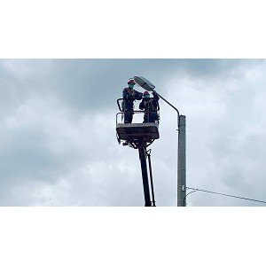 Воронежэнерго совершенствует системы уличного освещения в регионе