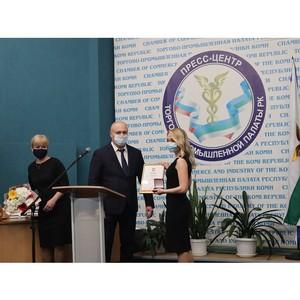 Участников акции #МыВместе в Коми наградили медалями от Президента