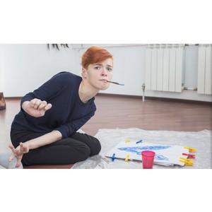 Татьяна Лугвина об инклюзивной студии Art w/o limits