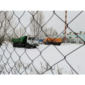 ОНФ просит закрыть нелегальную стоянку в Новой Усмани