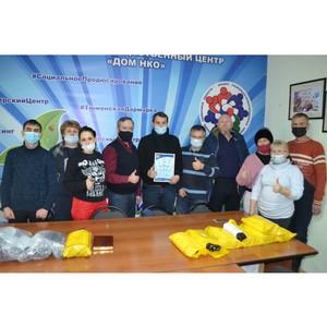 В общественном центре «Дом НКО» прошла благотворительная акция