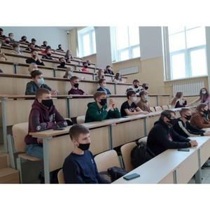 Для студентов Мордовии провели беседу о профилактике ДТП